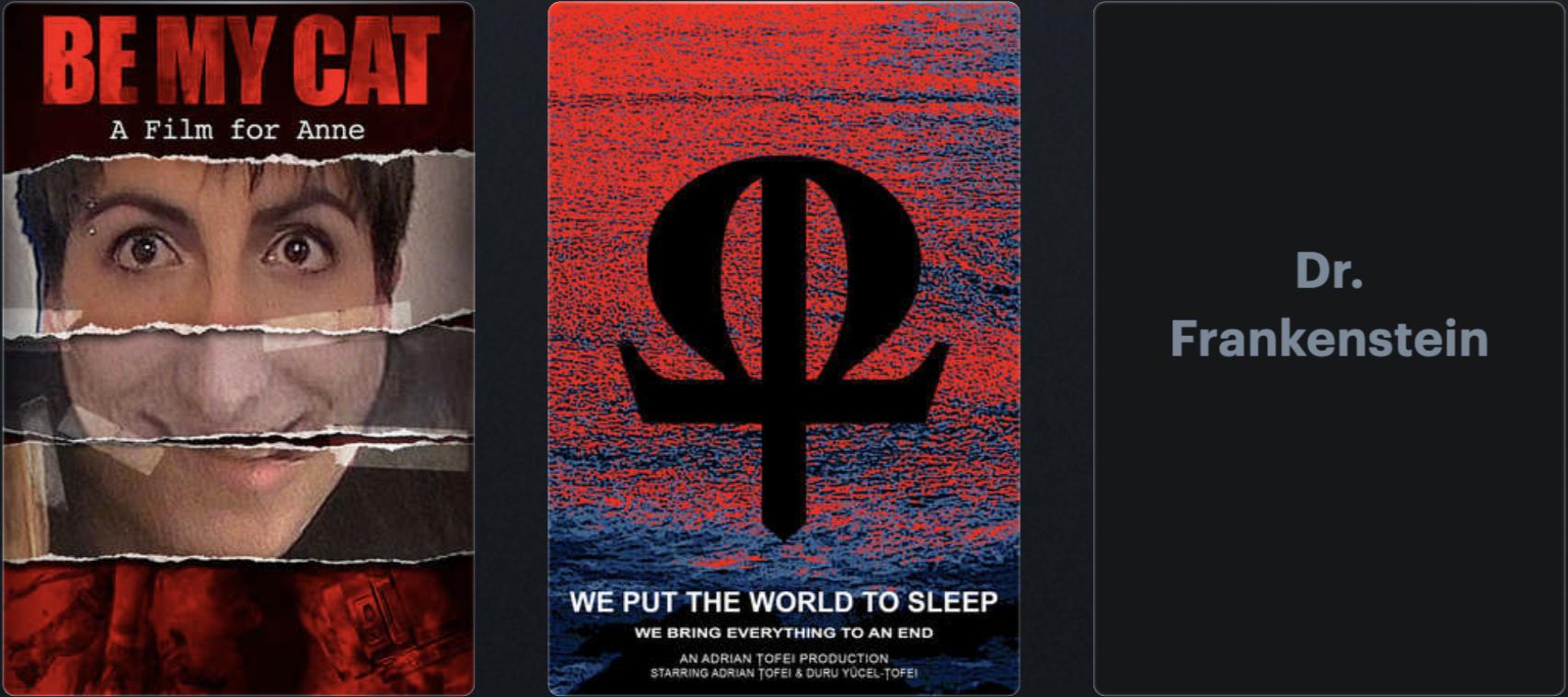 We Put the World to Sleep